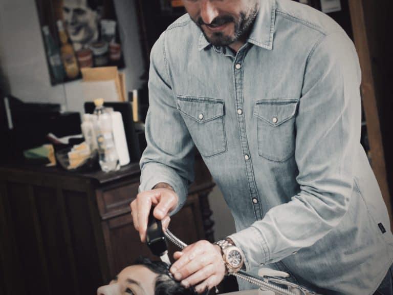 Haare Waschen Friseur Schneider Weißenburg