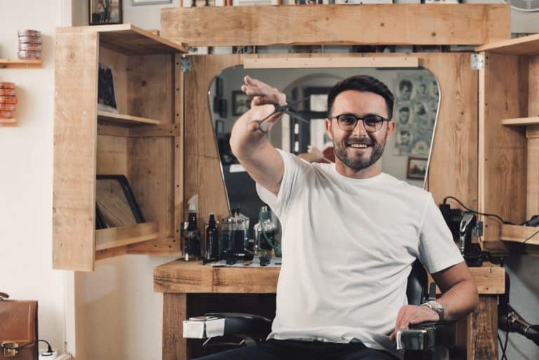 Arben Lumi Barbier Friseur Schneider